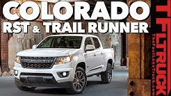 Chevy Rolls Out Two New Colorado Models: One For The City & One For The Country
