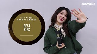 Nam Ji Hyun, Ji Chang Wook – Best Kiss   13th Annual Soompi Awards thumbnail