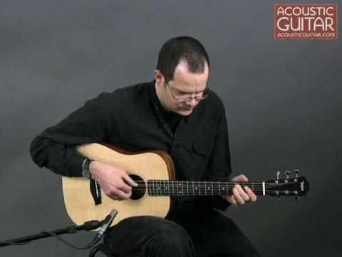 Acoustic Guitar Review - Baby Taylor