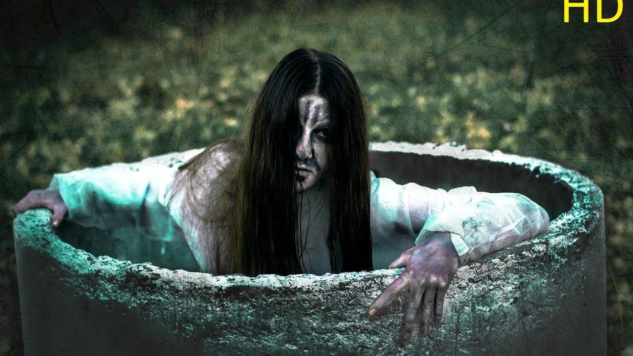 Картинка девочки из ужасов