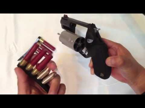 Taurus Public Defender Polymer Table Top Review Personal Defense Powerhouse