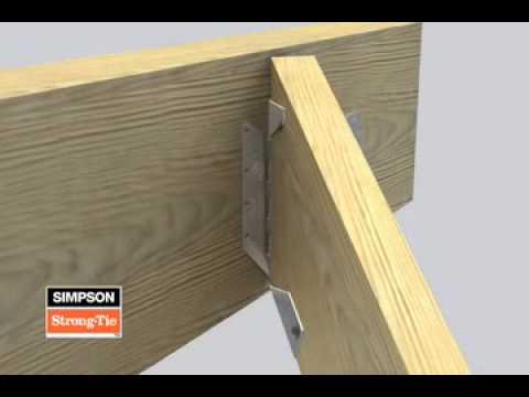LSSU Hanger   Sloped And Skewed Hanger   YouTube