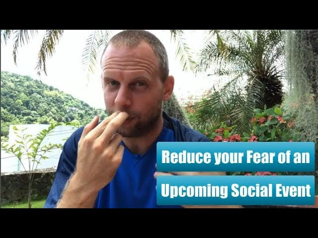 Are You Afraid To Get Anxious (In Social Situations)? |🔥
