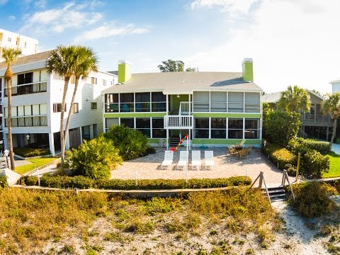 20064 Gulf Blvd, #2, Indian Shores, FL Waterfront Condo tour drone video by RE/MAX -  The Duncan Duo