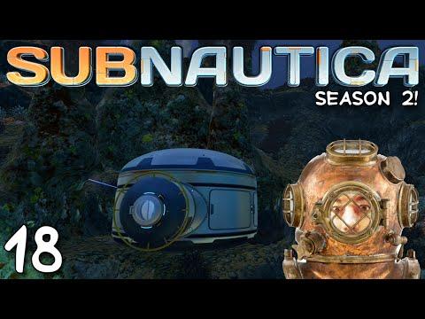 "Subnautica Gameplay S02E18 - ""SEA BASE B!!!"" 1080p PC"