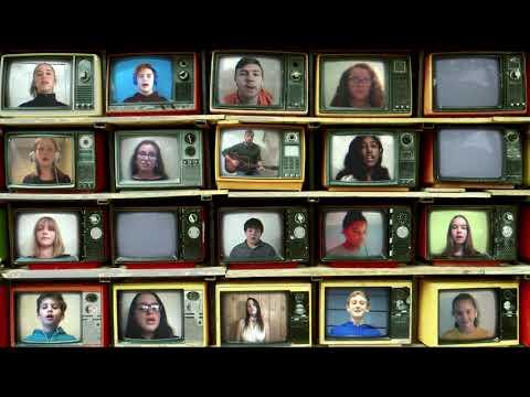 Starry Eyes - Wyn Doran feat. The Pennichuck Middle School Chorus, Sara Robalo, and Justin Wiggins