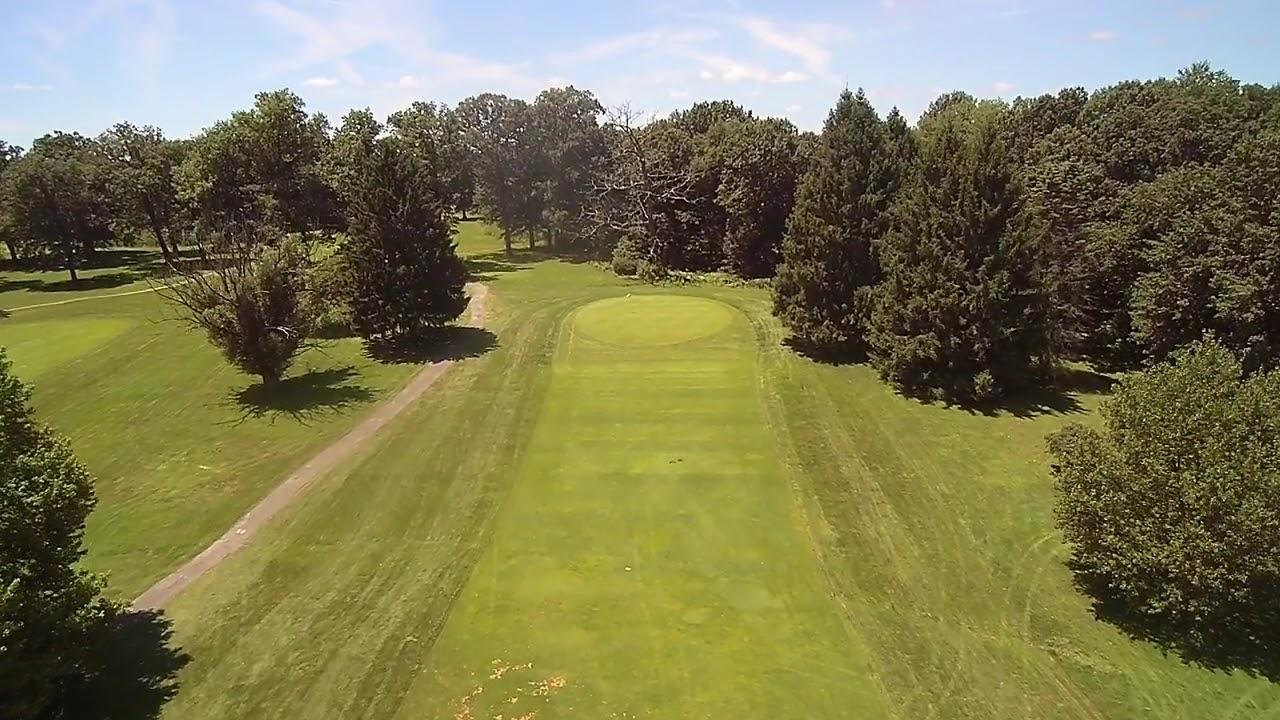 Pine Lakes Golf Club - Hole #5 - YouTube