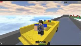 ROBLOX JJs epic car ride epic duck studios