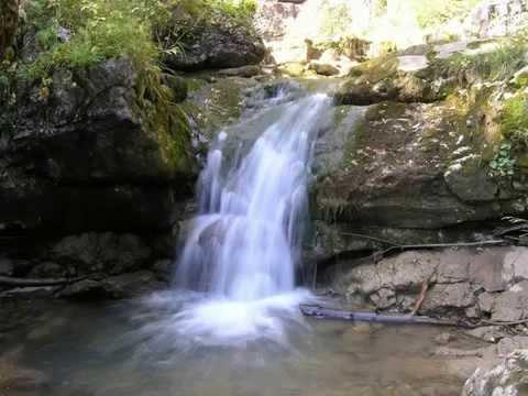 Фото слайд-шоу Природа. Водопады и ручьи. Часть 7.