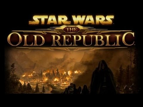 Обзор игры Star Wars: The Old Republic