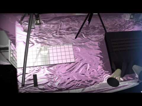 Webb Telescope Trailer