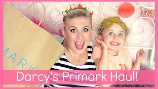 Darcy's Primark Haul! | Sprinkle of Glitter