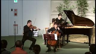 Enrique Granados (1867-1916) Piano trio, op.50(1895) -- 4mov グラナ...