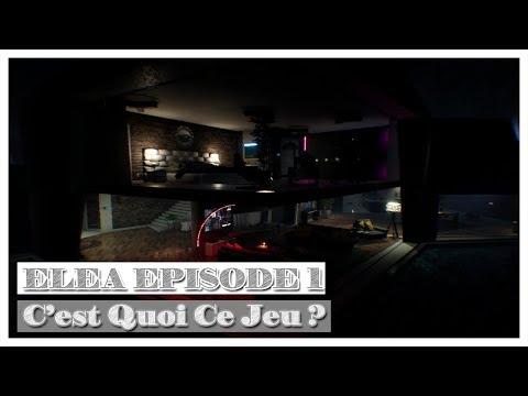 ELEA EPISODE 1 #1 Mais que se passe t'il dans ce jeu ? [PC]