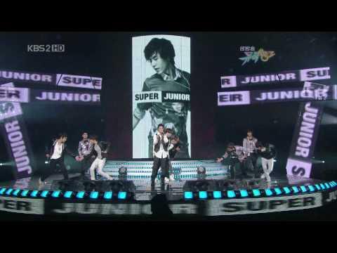 [090522 Live] It's You (Neorago - 너라고) - First Stage - Super Junior [HD]