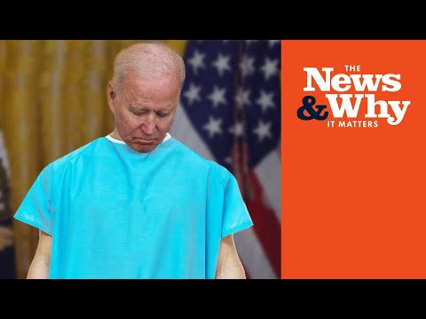 Former White House Physician DEMANDS Biden Take Cognitive Test | The News & Why It Matters | Ep