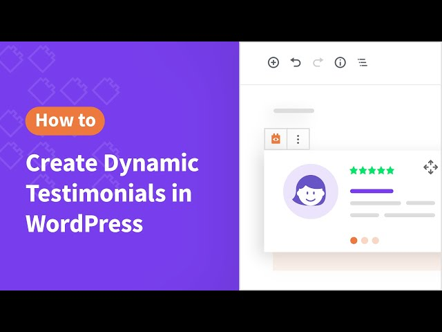How to Create Dynamic Testimonials in WordPress
