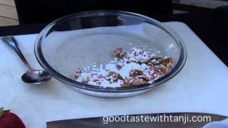 Goodtaste.tv - Haven's Heavenly Texas Strawberry Salad