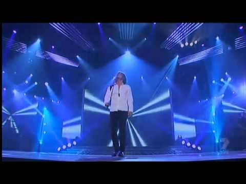 The X Factor Australia 2010 Final Altiyan Childs -  Somewhere in the World