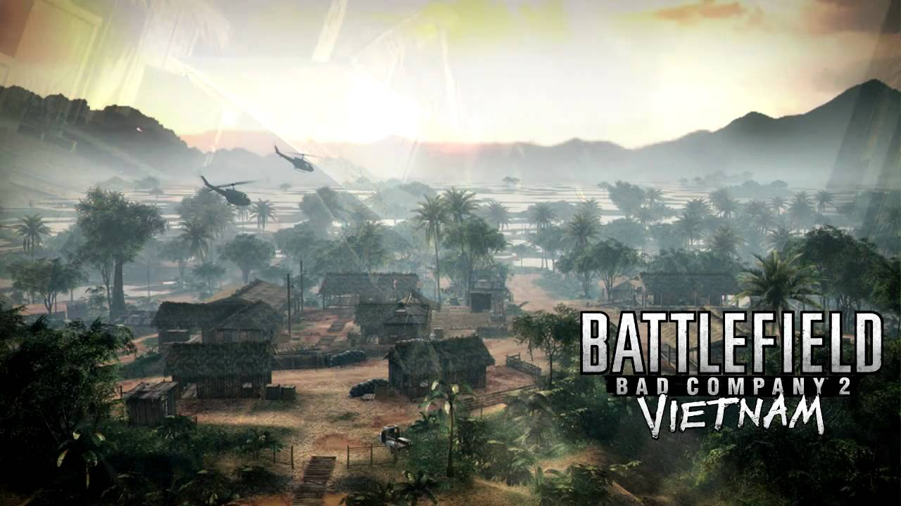 Wolfang Wagner - Ride Of The Valkyries - BfBC2 Vietnam Soundtrack [HQ]