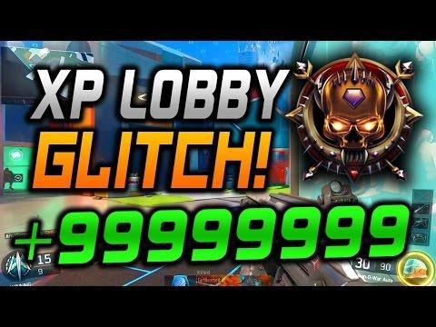 TUTORIAL BLACK OPS III   NUEVO TRUCO ¨XP LOBBY¨ EN 4 MINUTOS  SOLO PARA PS4 Y XBOX ONE FACIL!