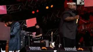 Gnarls Barkley - Blind Mary (Live Roskilde 2008)