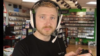 ASMR - Gaming Store Roleplay