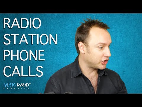 How To Answer A Radio Station Phone Call