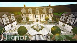Bloxburg   French Manor   Mega Mansion   Speed Build   All Game Pass   891k