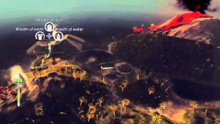 """From Dust - """"I am the Creator...and the Destroyer"""" HD Gameplay (Xbox 360)"""