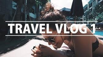 TRAVEL VLOG 1 || BALI, INDONESIA