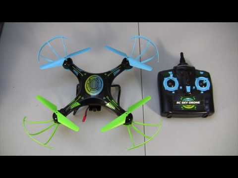 Sharper Image Camera Drone [RE] and Unboxing!