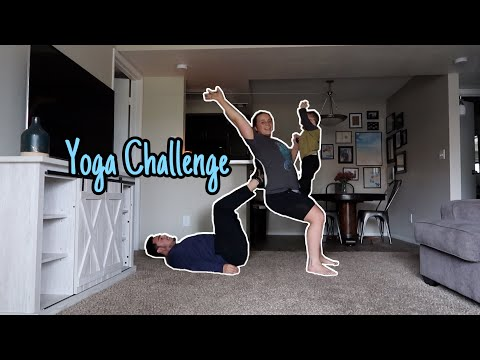 family-yoga-challenge-**hilarious**