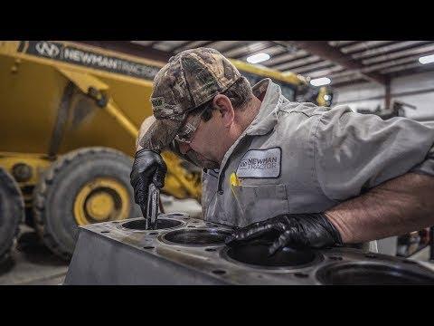 24v Cummins Diesel Engine Rebuild- Pistons, Rods & Short Block