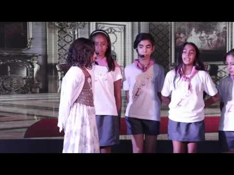 Saint Mary Elias International School For Girls - Graduation Party 2016 (Sound Of Music Play )