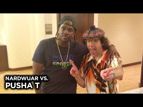 Nardwuar vs Pusha T