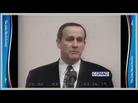 Financial Terrorism by John McManus Boston, MA  March 24, 1994