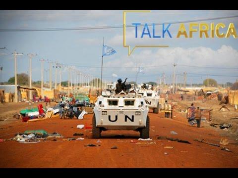 Talk Africa 07/31/2016 South Sudan: Back on the brink