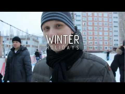 Winter holidays in Balakovo