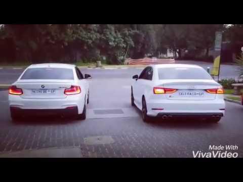 vrrrrrrpha vrrr pha engine sounds of golf gti audi s3 bmw m2 benz a45 amg youtube