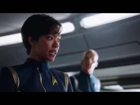 Star Trek Discovery with Captain Picard