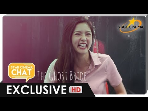 Star Cinema Chat with Kim Chiu | 'The Ghost Bride'