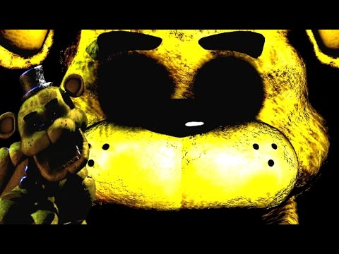 Golden freddy easter egg five nights at freddy s what does it mean