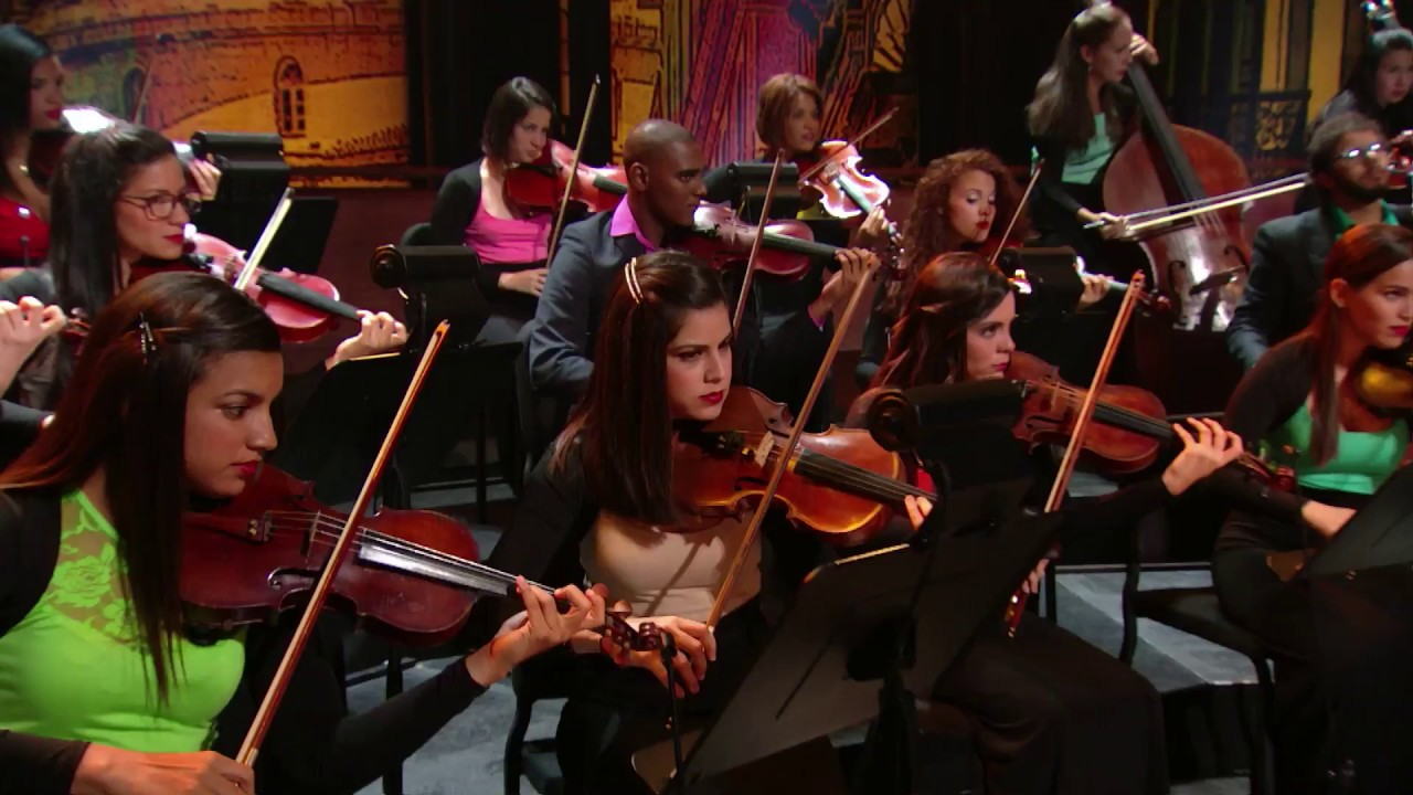 Live From Lincoln Center: Joshua Bell: Seasons of Cuba