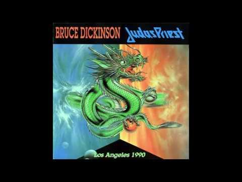 Bruce Dickinson - Live In Los Angeles [1990 Full Album Bootleg]