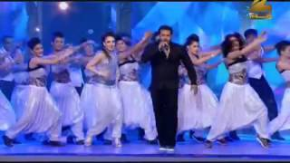 Best performance of salman khan in award function (aiba 2015 )