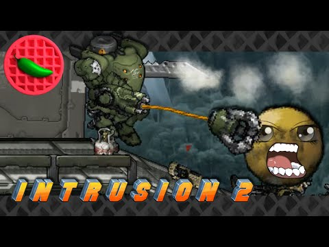 intrusion 2 final boss music