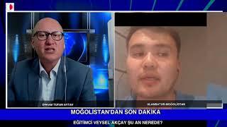 MOĞOLİSTAN'DAN SON DAKİKA