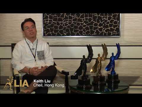Keith Liu of Cheil Hong Kong on LIA's 2017 Creative LIAisons: Why you should come to Las Vegas