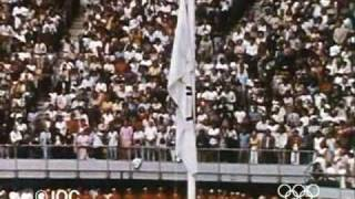 Montreal 1976 Olympics - Opening Ceremony Highlighhts